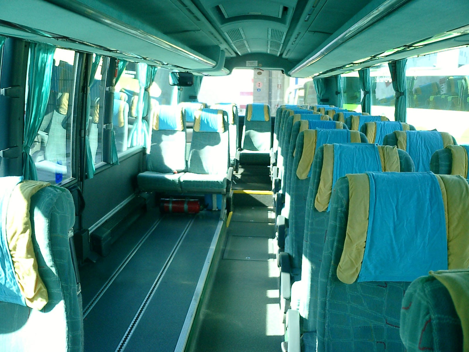 PMR Interior autocar
