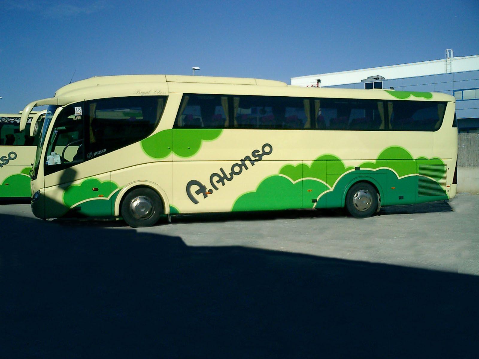 Autocares Alonso | Quienes somos